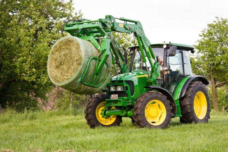 John Deere 5r Series 5090r From Farming Uk