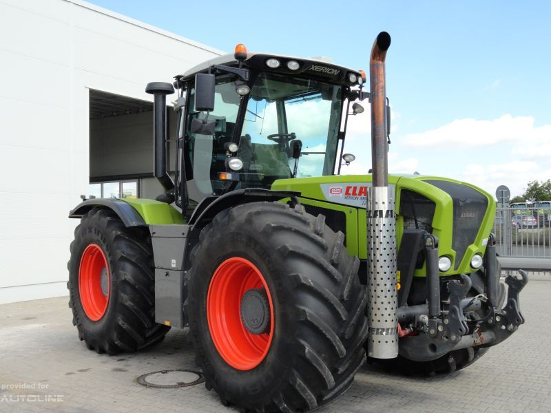 Claas Xerion 3800 Trac Vc From Farming Uk