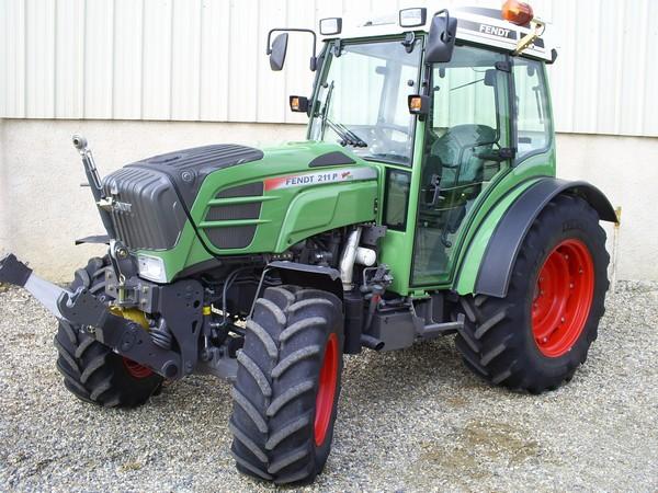 Fendt 200 Vario 211 From Farming Uk