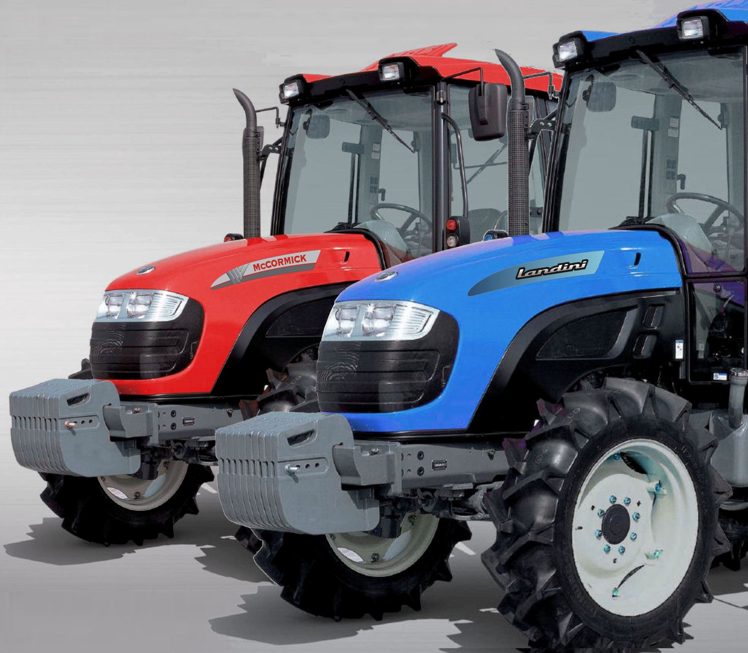 A new range of compact and farm utility tractors being sourced by ARGO Tractors from Daedong of Korea will be distributed in Landini and McCormick colours by AgriArgo UK.