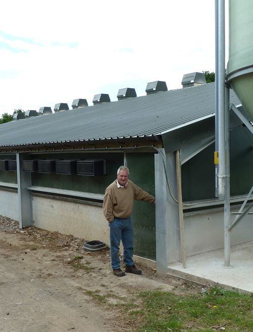 New Pullet House Highlights Importance Of Environmental