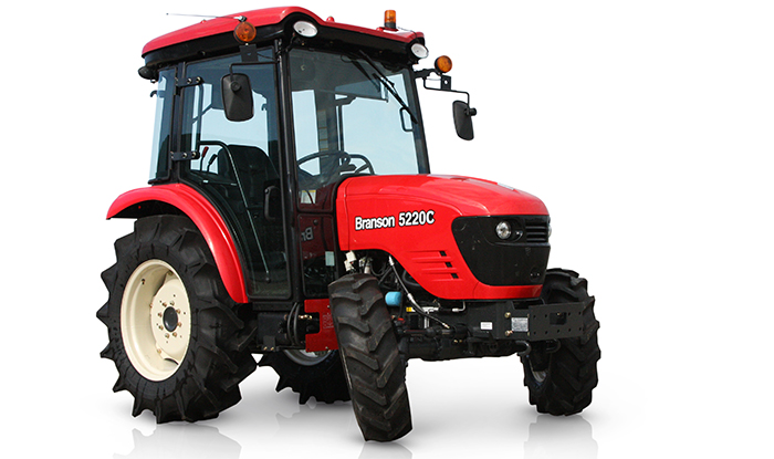 Branson Compact Tractors Launched In The Uk Farming Uk News