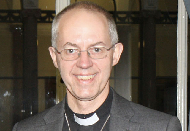 Archbishop of Canterbury Justin Welby, who has agreed to become a patron of Bees Abroad