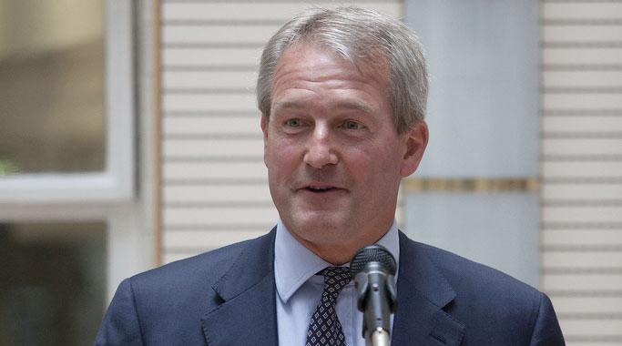Former Defra minister Owen Paterson