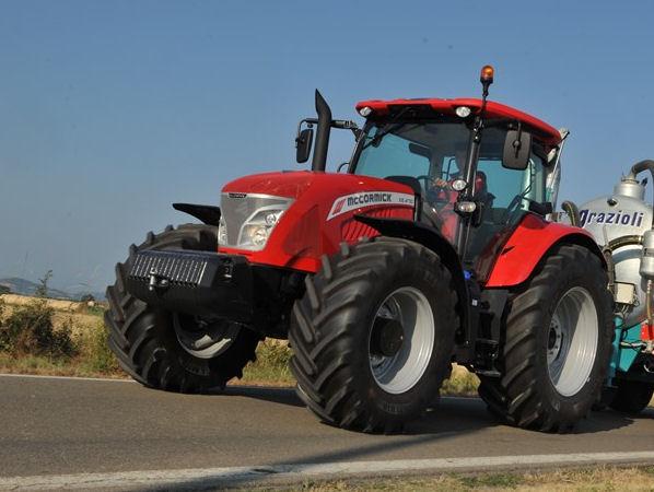 A 143hp McCormick X6.460L is Hamilton Tractors' 100th sale.