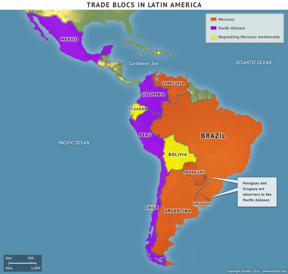 eu and mercosur exchange market access offers