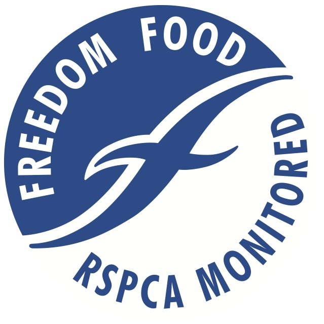 Freedom Food (RSPCA Assured) is the RSPCA's ethical food label dedicated to farm animal welfare
