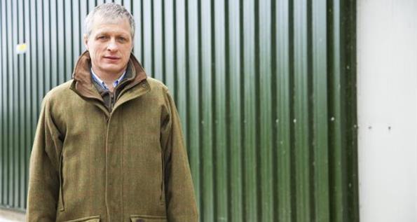 NFU poultry board chairman Duncan Priestner