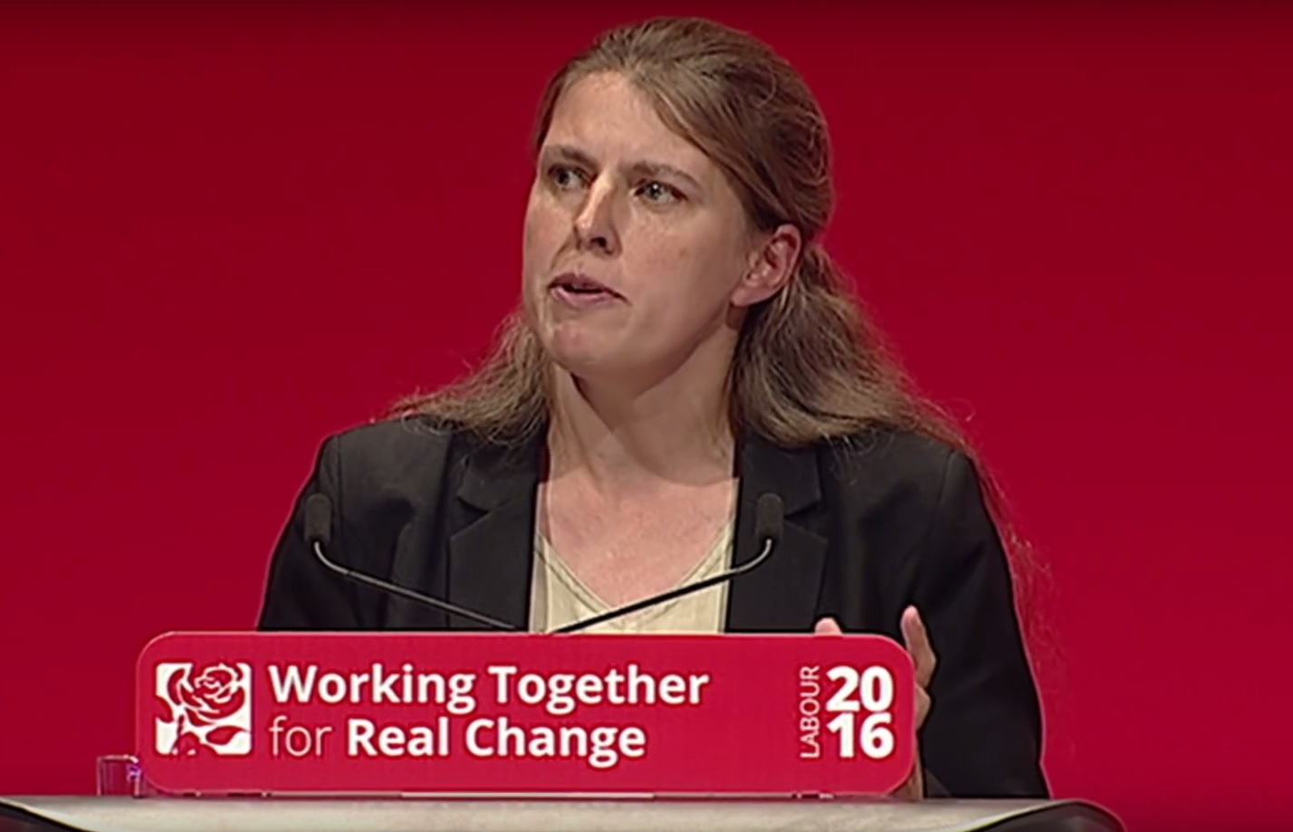 Shadow Defra secretary Rachael Maskell said she gave a 'clear commitment' to farmers and food manufacturers