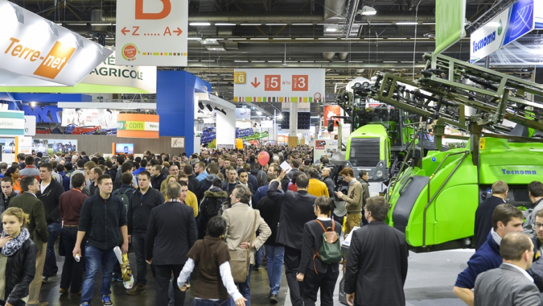 SIMA 2017, the trade show of reference for agriculture