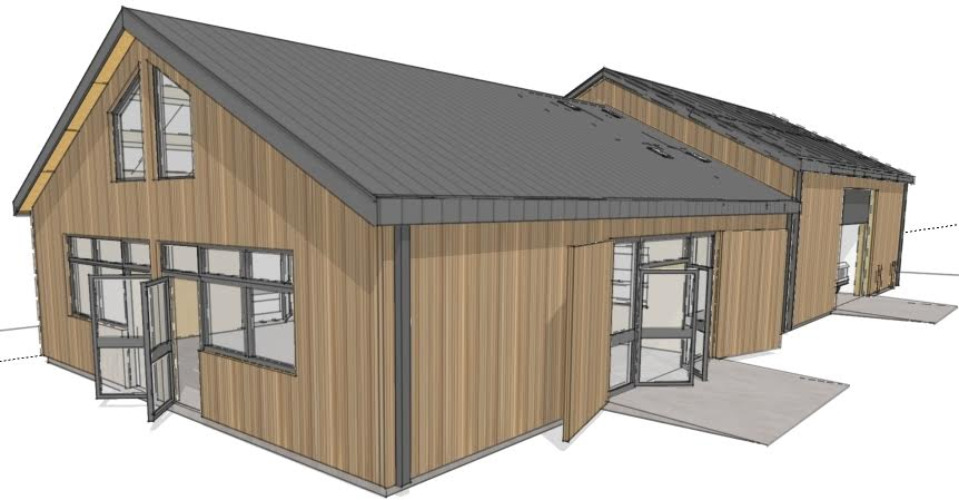 This will allow the charity to transform its work, and it is hoped building work will begin in spring 2017