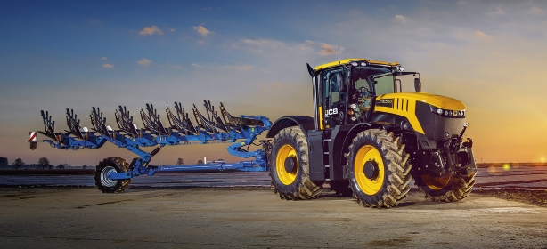 There is a multi-mode CVT transmission with bespoke JCB software.