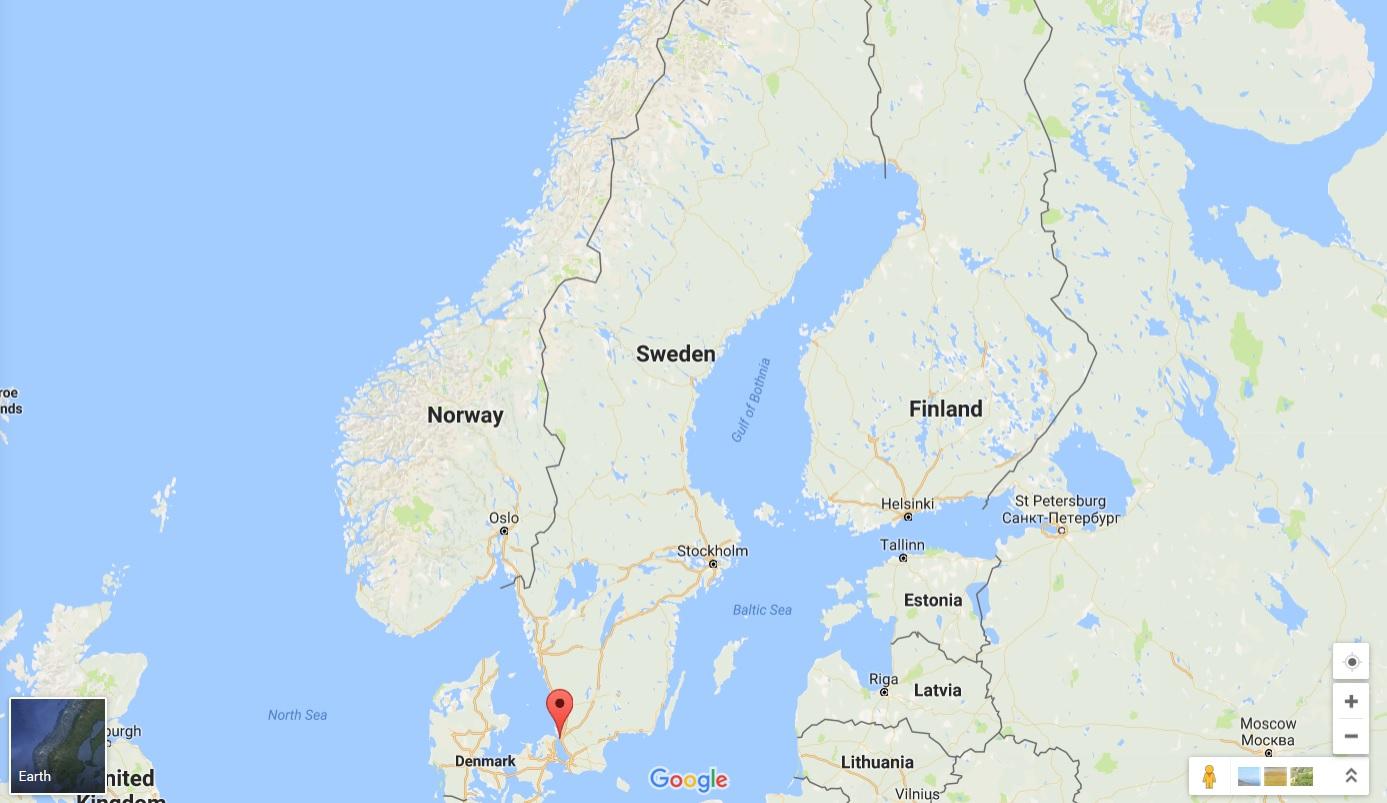 H5N8 was confirmed in a wild bird in the Skane region of southern Sweden