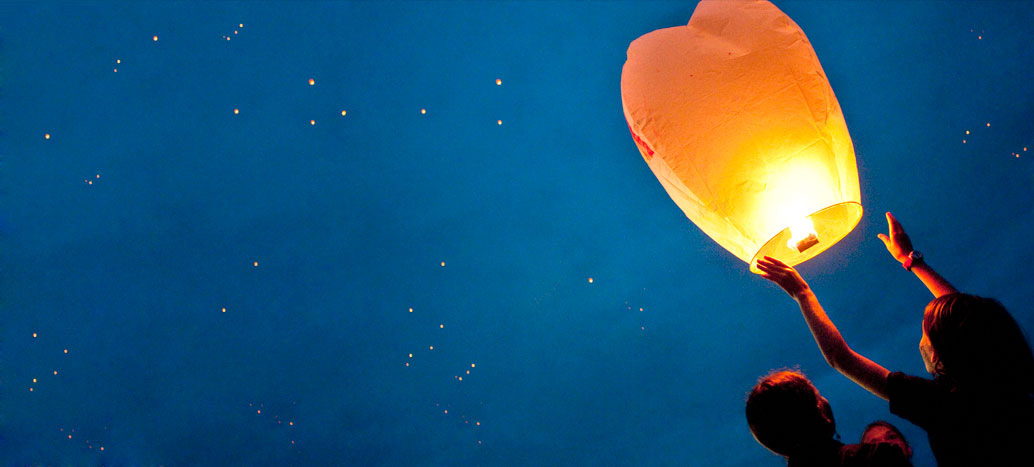 NFU Scotland said it would welcome both personal and public use of the lanterns being banned