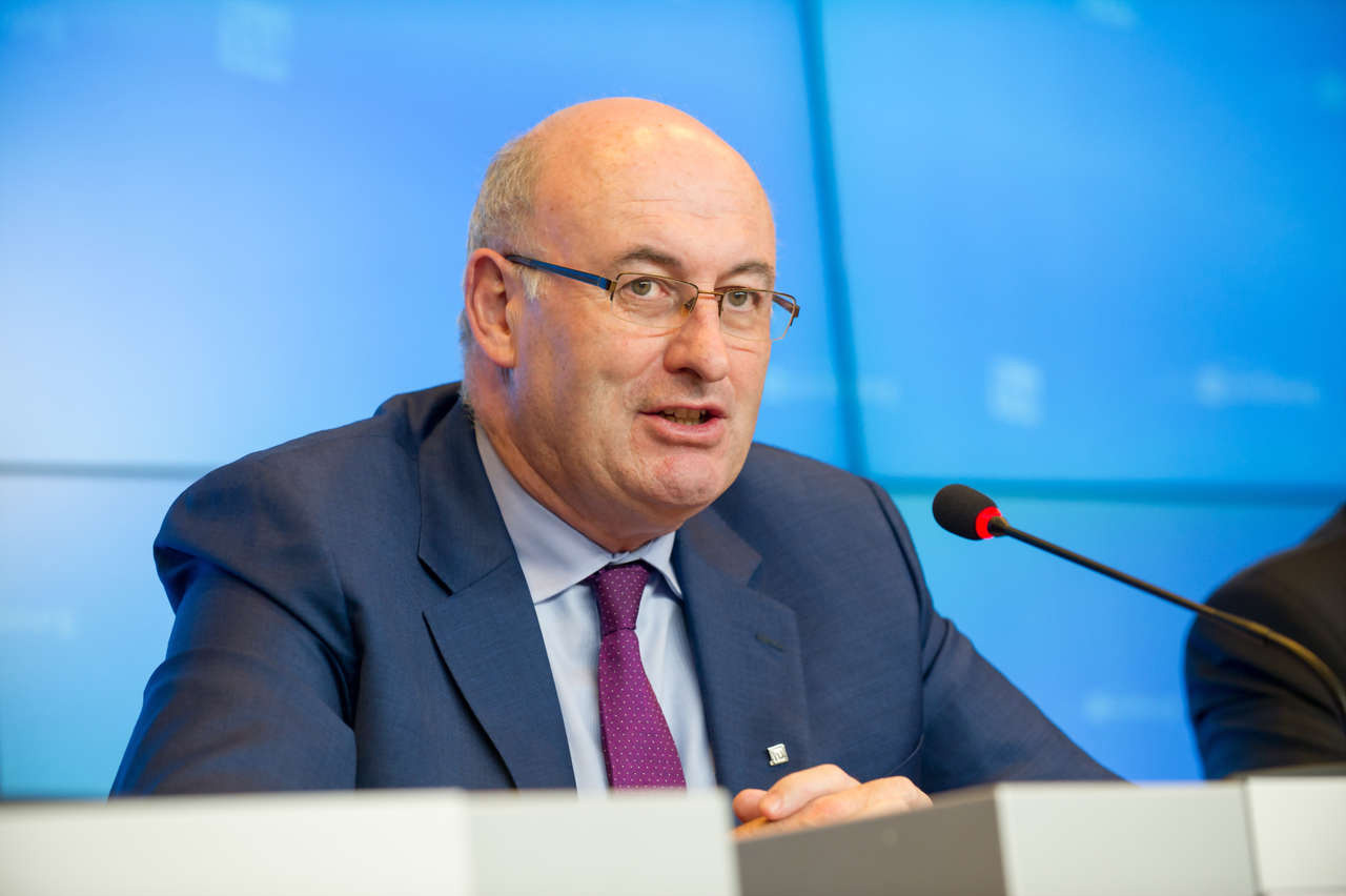 EU Agriculture Commissioner Phil Hogan says that this is in part due to more than one billion euros of EU support pumped into the industry over the last two years