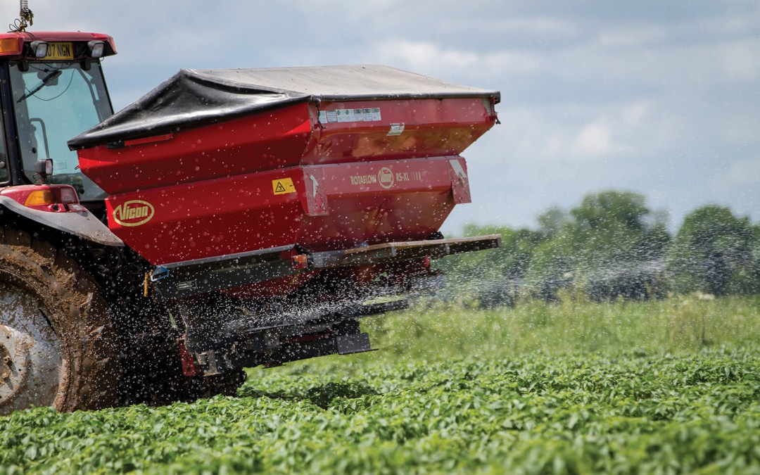 The tariffs were introduced to protect European fertiliser producers