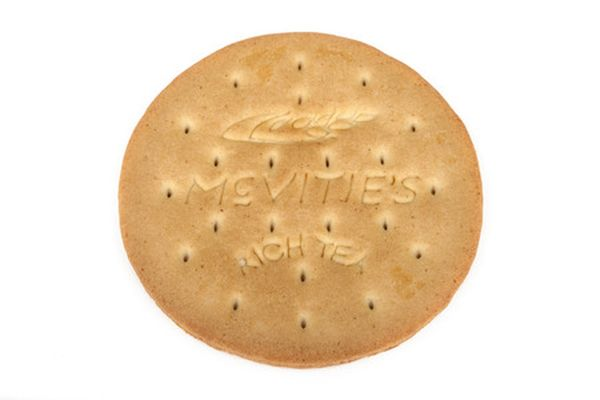 McVitie's, one of the UK's most popular brands