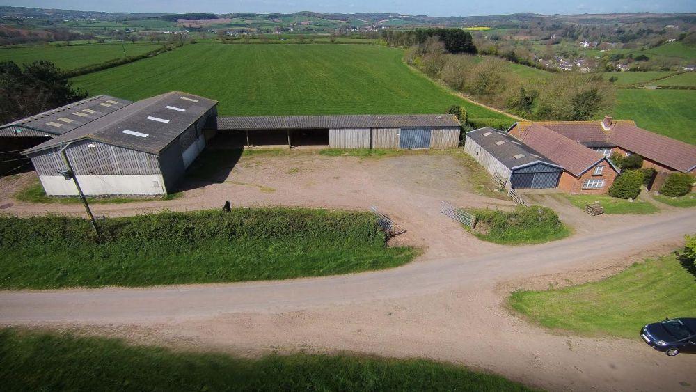 Stantyway Farm is a 264 acre arable organic farm