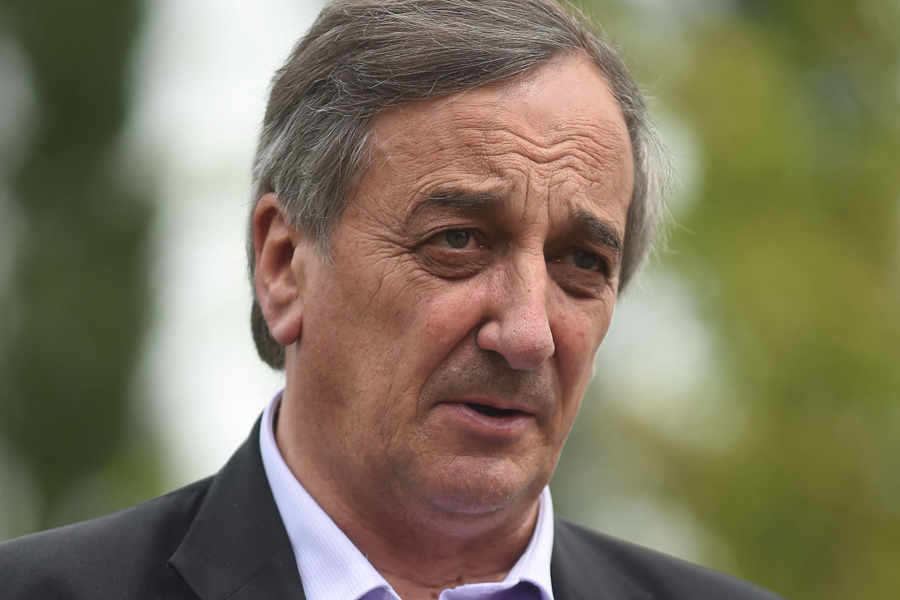 NFU President said farmers are concerned about the lack of clarity on government