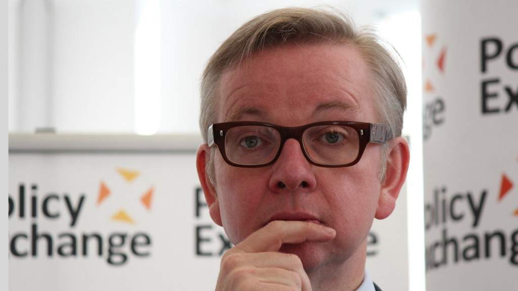 Mr Gove said all members of the government were 'agreed' that animal welfare standards will not be diluted