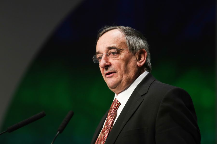 NFU President Meurig Raymond said farmers have an appetite to move to a new way of doing things