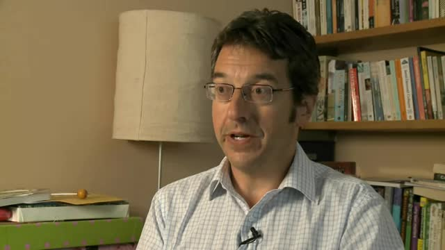 George Monbiot, environmentalist and vegan campaigner