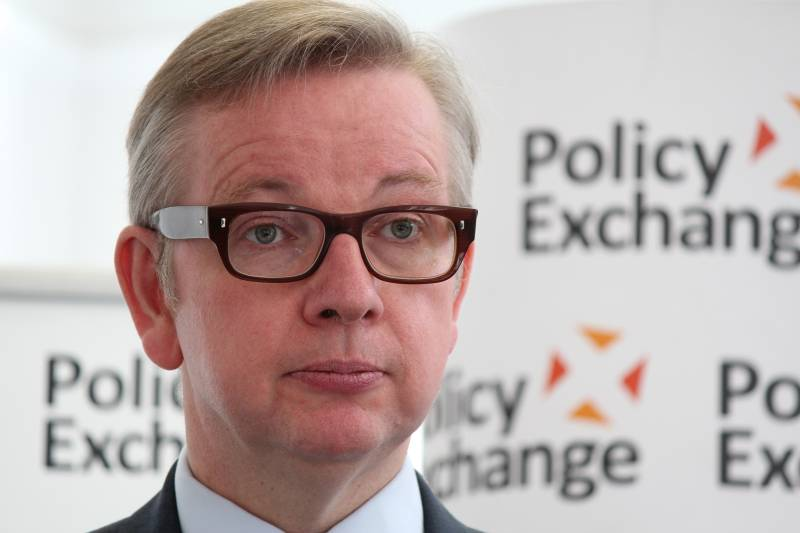 Michael Gove has said he wants to deliver a 'Green Brexit' for the environment and farmers