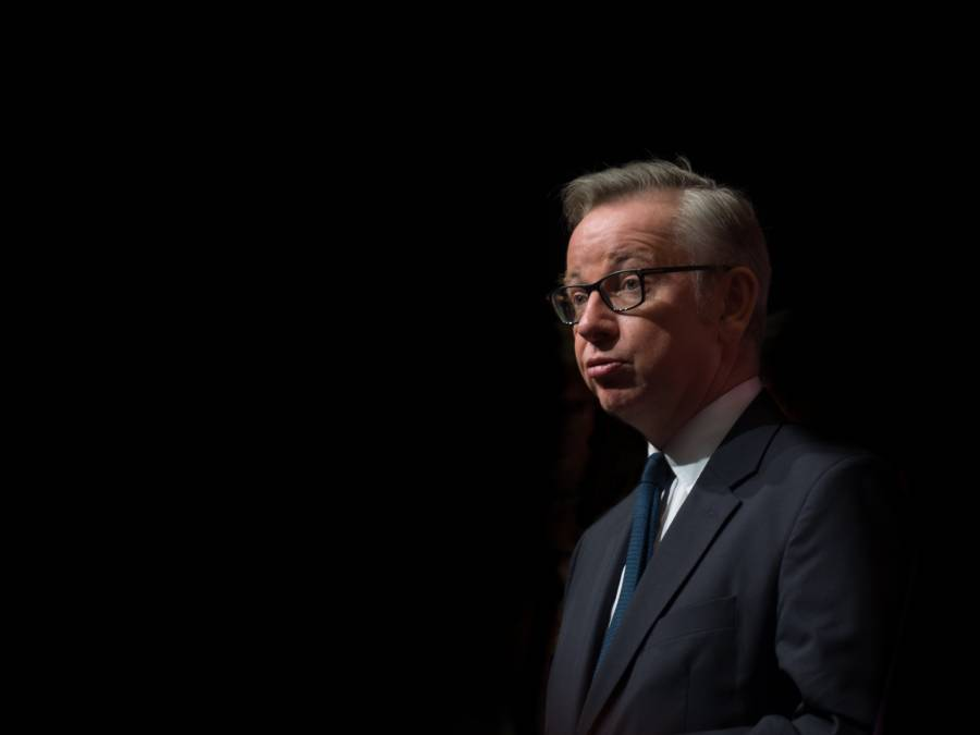 "Michael Gove has called the CAP ""fundamentally flawed"""