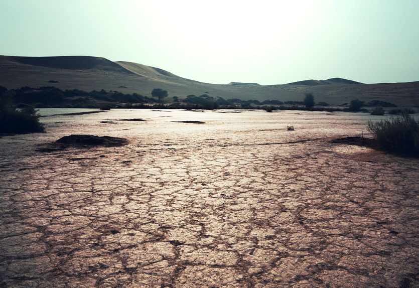 The south-east England is at risk of water shortages this summer