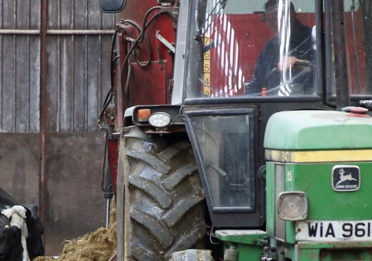 Farmers could then find themselves in breach of the rules if forms are not submitted on time (Photo: UFU)