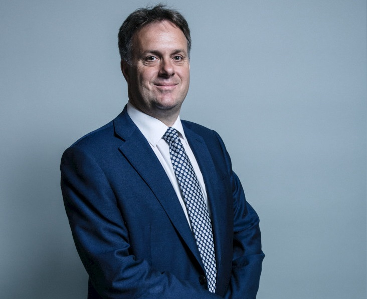 Conservative MP for York Outer Julian Sturdy used to own a family farming business (Photo: Parliament.UK)