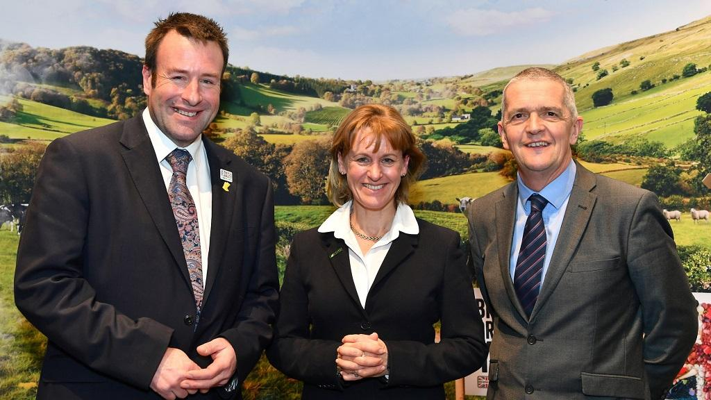 Minette Batters has been elected as new President of the National Farmers' Union (Photo: NFU)