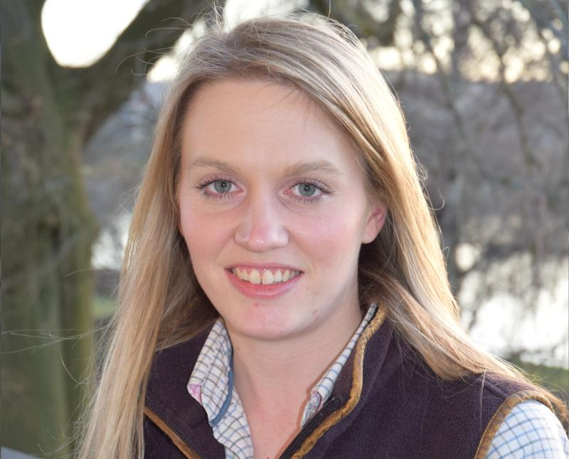 Catherine Smith, a farmer's daughter from Yorkshire, says young farmers must see the bigger picture