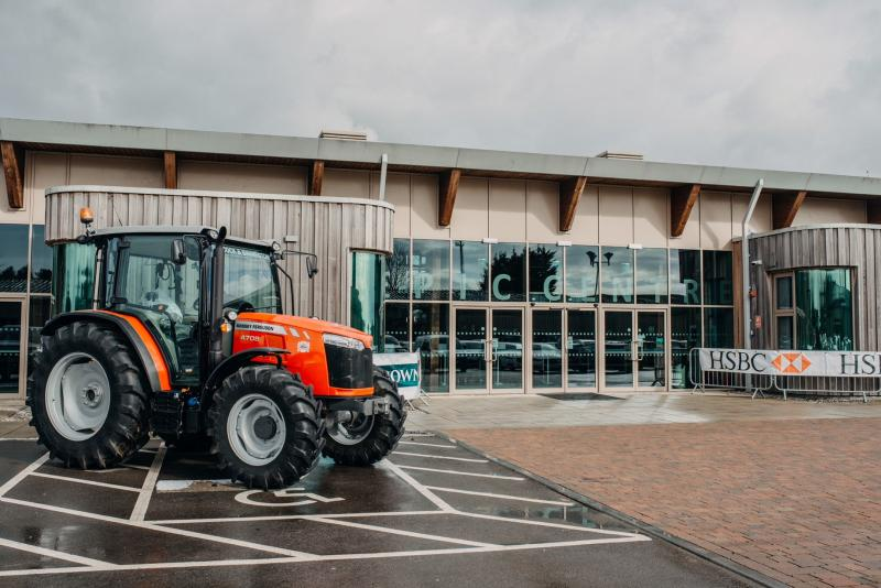 Farmers agree more robots are needed for 'farming in the future' at this year's Lincs Farming Conference