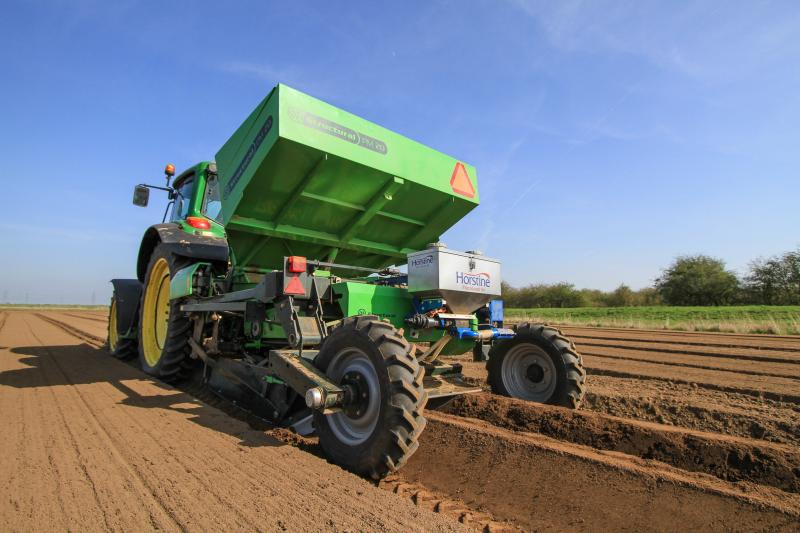 The recent cold spell is likely to delay potato grower cultivation
