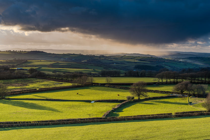 Analysis shows that just over 151,000 acres of farmland were publicly marketed in Britain during 2017 compared with a 10-year average of 164,000 acres