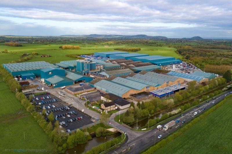NWF Agriculture has invested £2m in its Wardle, Cheshire mill