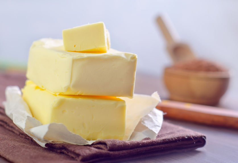 UK butter prices at seasonal record high