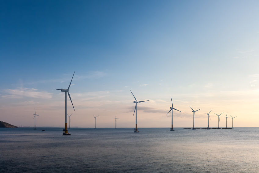 Vattenfall is developing Norfolk Vanguard and Norfolk Boreas off the Norfolk coast in East Anglia