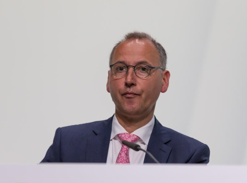 "Werner Baumann, Chairman of the Bayer Board of Management said the acquisition will be able to help ""secure and improve"" farmers' harvests ""even better"""