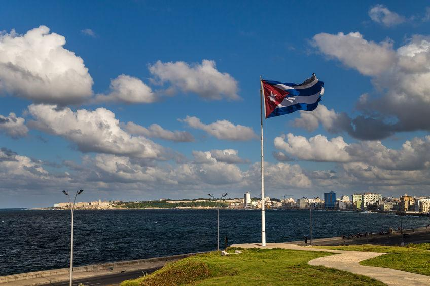 Britain is looked on favourably by the Cuban Government due to its high status and recognition