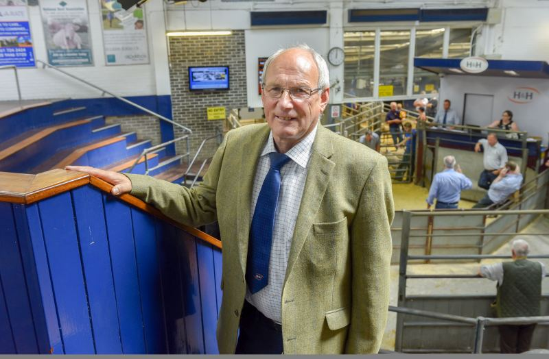 Northumberland farmer Michael Scott has been announced as the Group's new Chairman