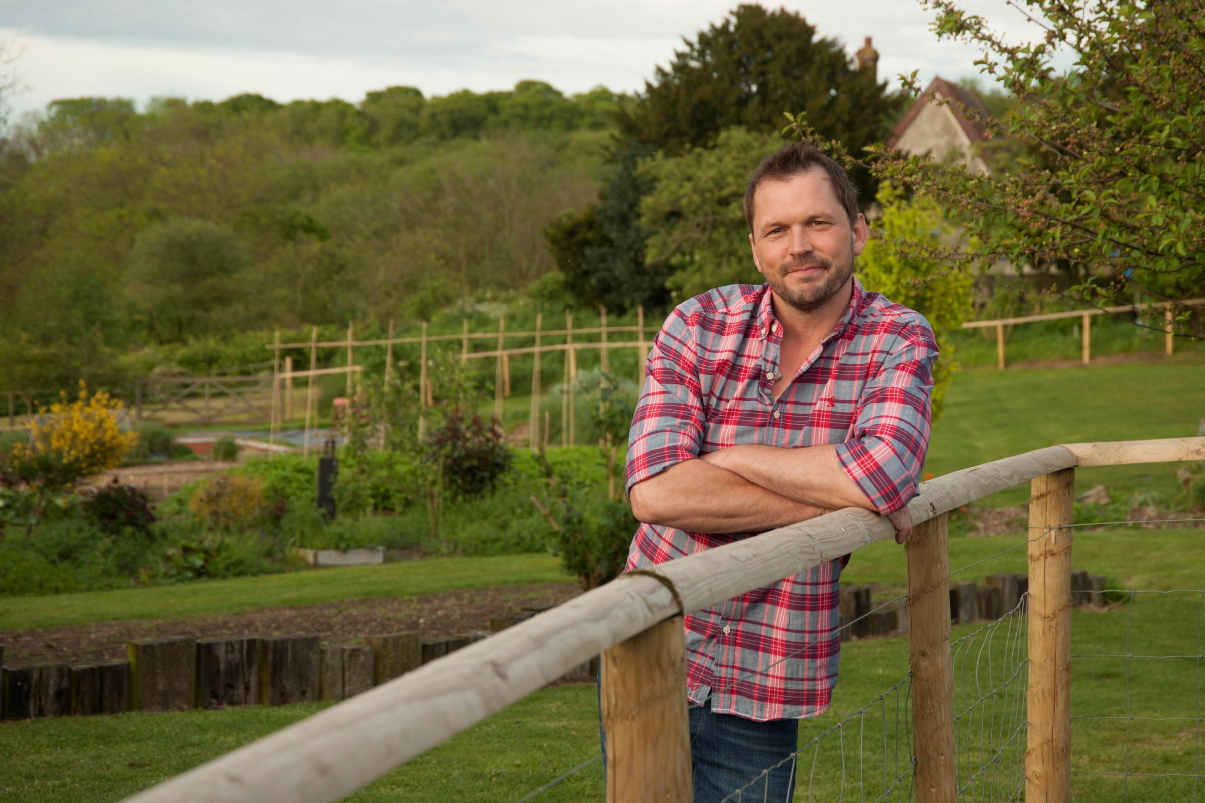 Jimmy Doherty, famous for being on-screen with chef Jamie Oliver, will help farmers diversify