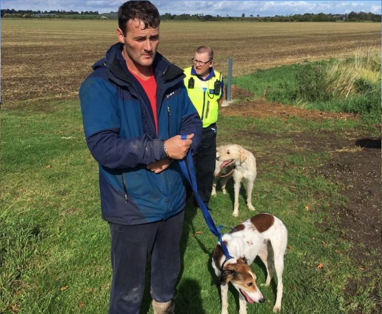 Hare coursing is often linked to organised and serious crime, and Thomas Jaffray's conviction is an example of this