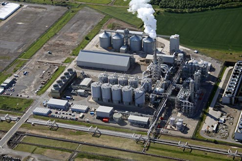 The bioethanol plant at Wilton will pause production in late November (Photo: CropEnergies AG)