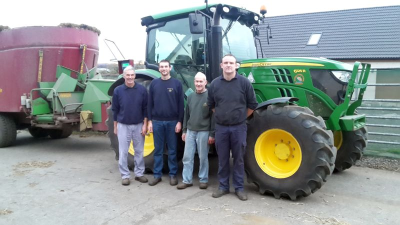Learielaw Farm, located in West Lothian and owned and managed by Walter Dandie & Sons, are one of the finalists