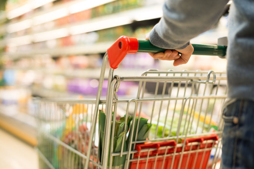 UK supermarkets have seen a significant rise in demand for vegan and vegetarian food
