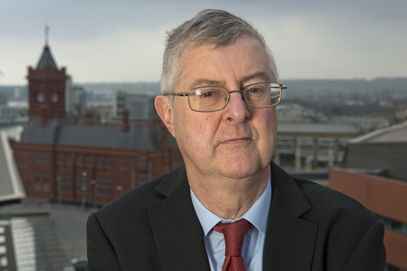 "Mark Drakeford said that under his leadership Welsh Labour would follow ""radical socialist traditions"" (Photo: Christopher Jones/Shutterstock)"