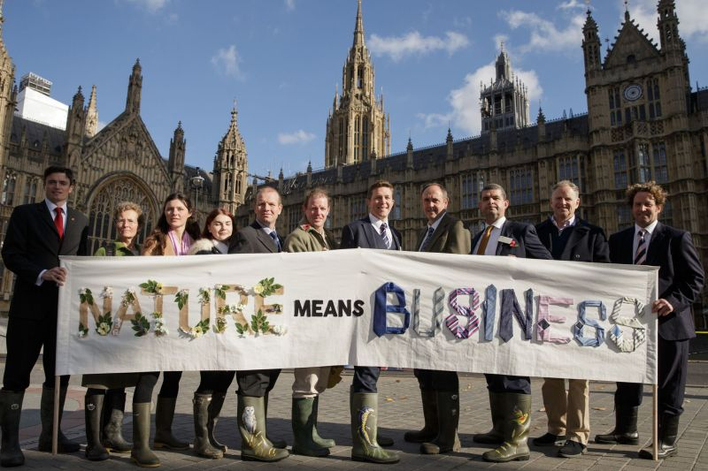 Farmers in the group have urged Michael Gove to amend the Agriculture Bill or 'threaten farmer livelihoods'