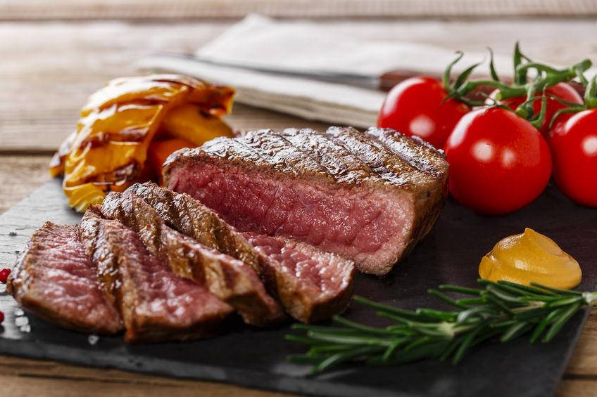 A leading dietitian who attended the event said red meat makes a 'very good contribution' to health